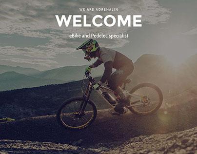 Adrenalin ATV Website
