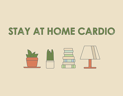 Stay at Home Cardio