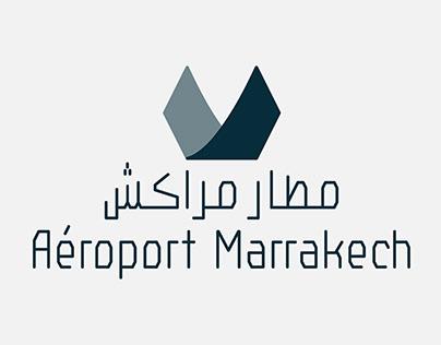Marrakesh Airport - Brand design