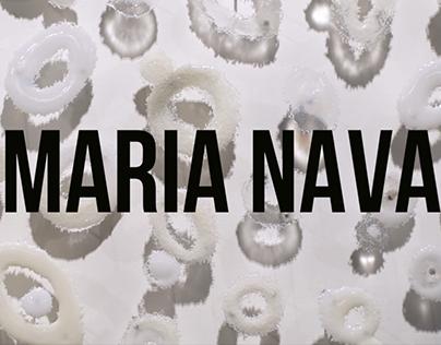 Ana Maria Nava - Glass