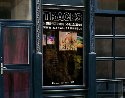 TRACES // Affiches