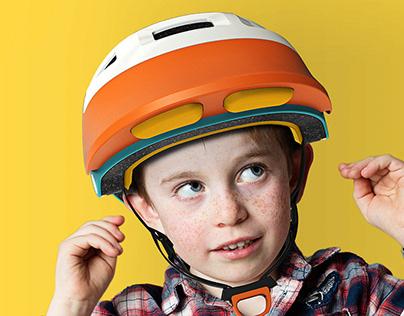 Orogeni: Multi-Sport Helmet For Kids