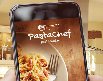 UI/UX Design for pasta APP