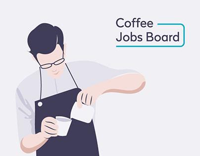 Coffee Jobs Board