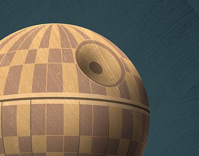Death Star Air Balloon