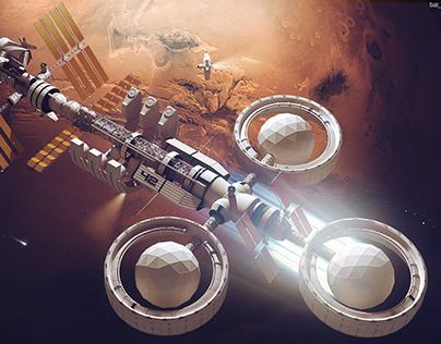 Spaceship concept V02