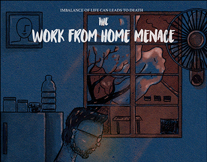 Work From Home Menace