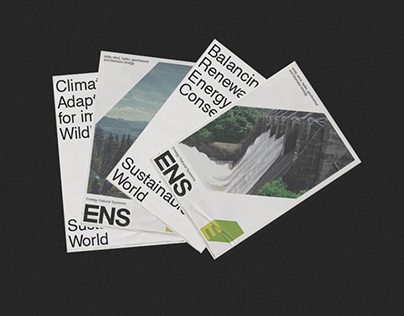 ENS- Brand design