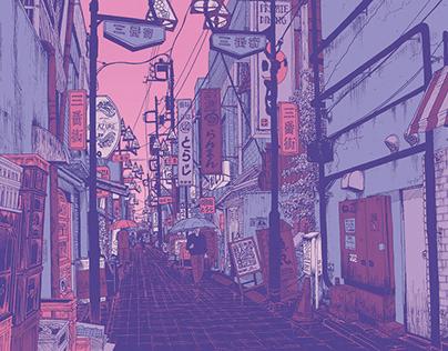 Neon Tokyo