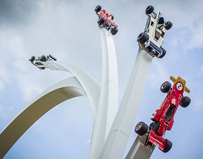Goodwood Festival of Speed Photography