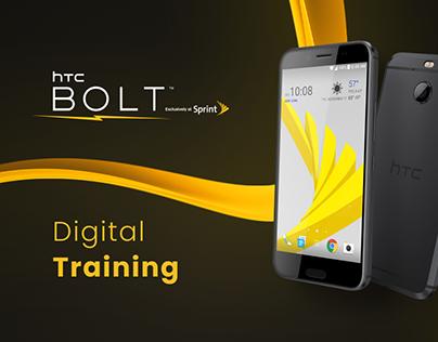 HTC Bolt Digital Training   2016