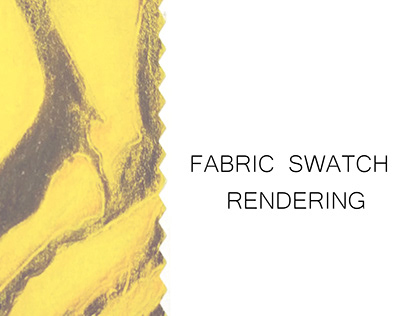 Fabric Swatch Rendering