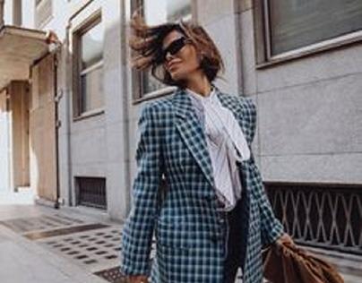 Victoria Barbara Montalvo Balenciaga Style