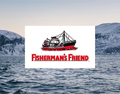 FISHERMAN'S FRIEND - Sind Sie Zu Stark …