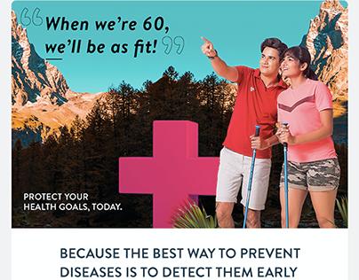 care.fit Health Checkup Sale