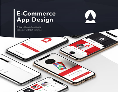 E-Commerce App Design