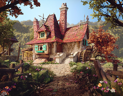 Belle's Cottage
