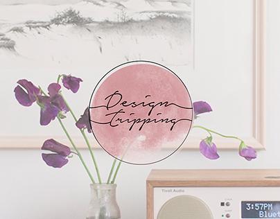 Design Tripping Logo Presentation
