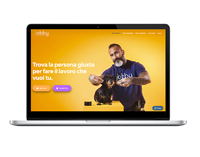 Content strategy & more: jobby S.r.l.