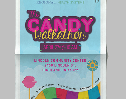 Walkathon Poster
