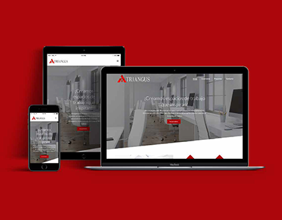 Triangus - Desarrollo Web