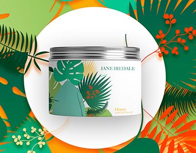 Jane Iredale Organic Creams | Art Direction, Packaging