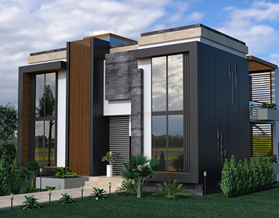 Villa Design & Render