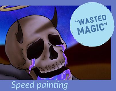 Wasted Magic