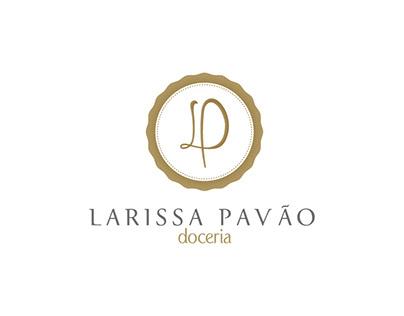 Visual Identity - Larissa Pavão