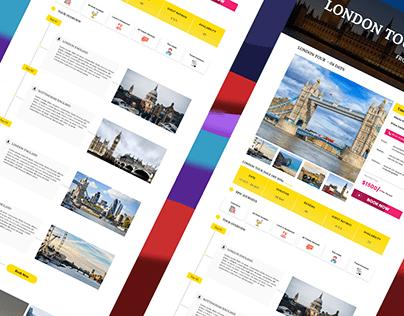 GoMyAir-internationals Travels Details page