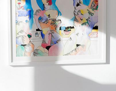 Izzy Getty Exhibition 2018