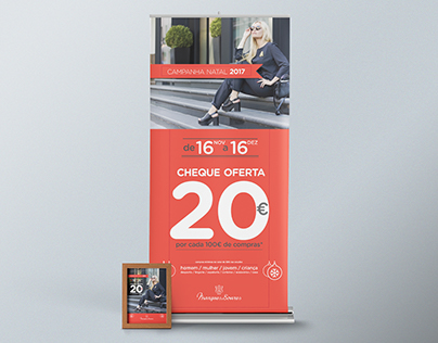 Signage Campaign Marques Soares