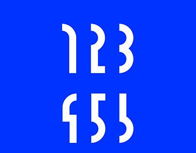 Number design