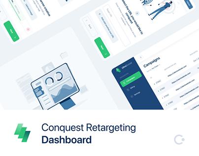 Conquest Retargeting Dashboard