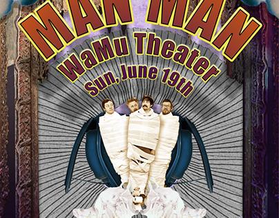 Man-Man-Poster