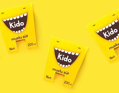 KIDO - Milk Packaging