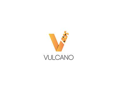 Diseño de marca / Vulcano /Atlántica Marketing