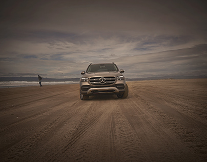 Making of GLE Mercedes