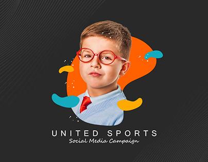 "United Sports ""social media"""