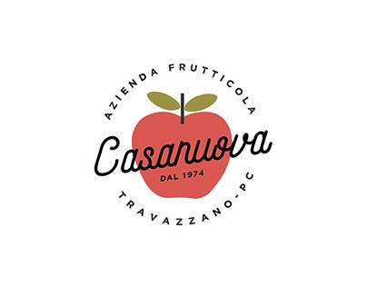BRANDING CASANUOVA - azienda frutticola