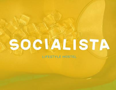 SOCIALISTA Lifestyle Hostel