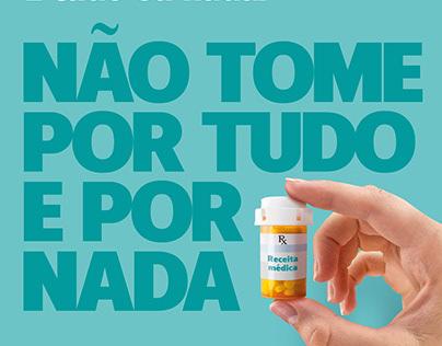 DGS / Sensibilização Uso Responsável de Antibióticos
