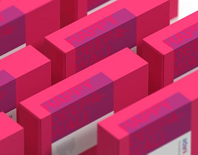 Adani   packaging design