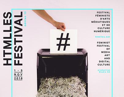 Festival HTMlles 2018