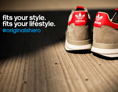 Concept - Adidas Originals