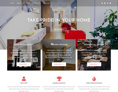 Decorator Website