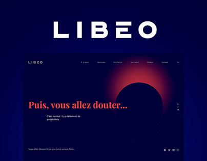Libéo -Site Web 2017