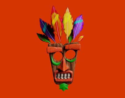 Crash Bandicoot - Aku Aku