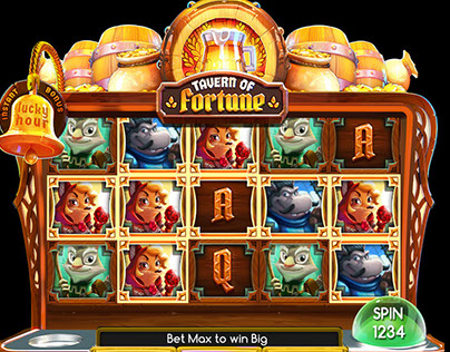 Tavern of Fortune Slot