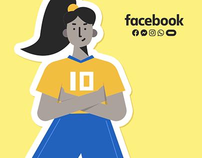 Women's World Cup | Facebook LATAM